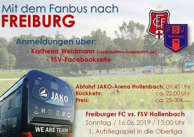 Fanbus Freiburg