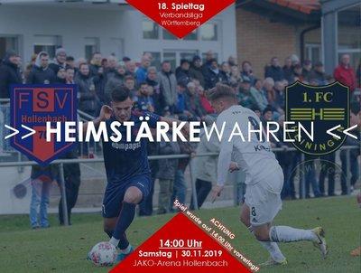 Hollenbach Heiningen 28.11.2019