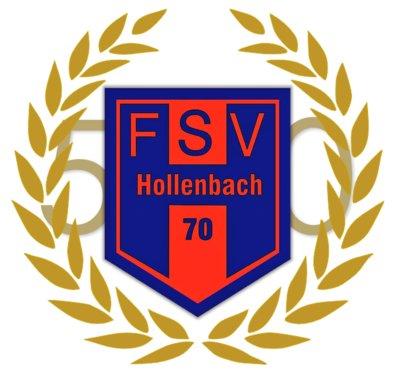 Jubiläumslogo FSV