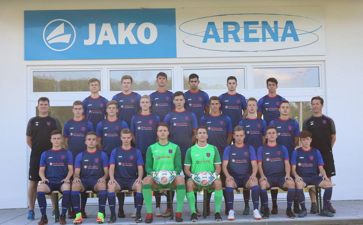 A-Junioren (EnBW A-Junioren Oberliga)