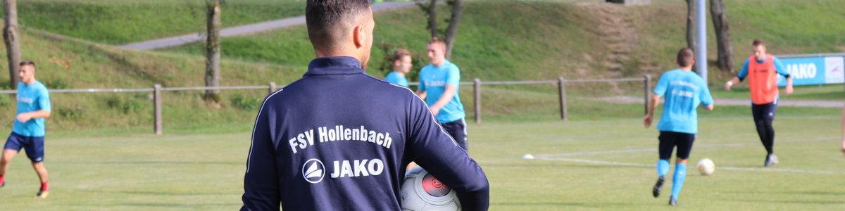 Der Umbruch in Hollenbach