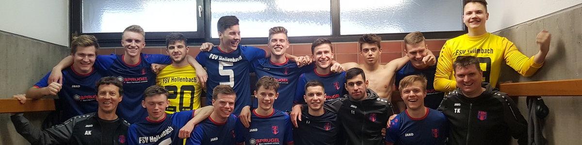 U19 führt beeindruckende Serie fort