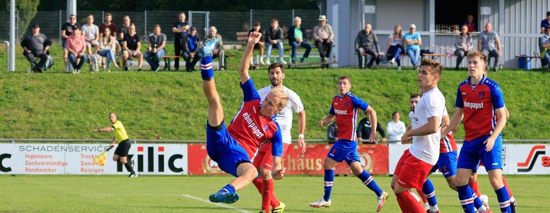 FSV Hollenbach will sich von kleinem Kader nicht bremsen lassen