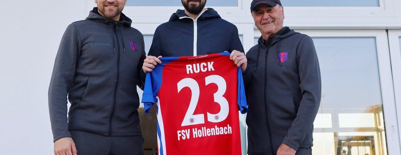 Ehemaliger Profi kehrt nach Hollenbach zurück!