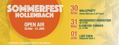 Sommerfest Hollenbach
