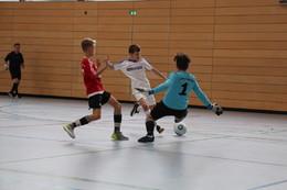 FSV weiter top im Futsal