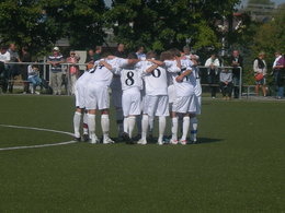 B-Junioren: FSV Hollenbach - SV Böblingen (0:3)