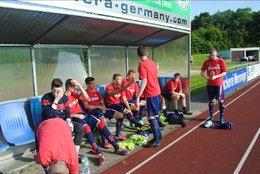 B-Junioren Relegation: FSV Hollenbach - VfL Nagold