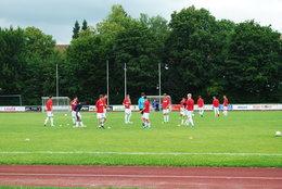 A-Junioren: FSV Hollenbach - Eintracht Frankfurt