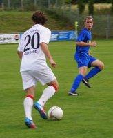 Vorbereitungsspiel FSV Hollenbach I - SV Ebersbach I 4:1 / Bilder Werner Kurz
