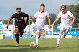 Bayer 04 Leverkusen - Würzburger Kickers
