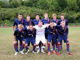 Pokalspiel zum Saisonauftakt für die A-Junioren