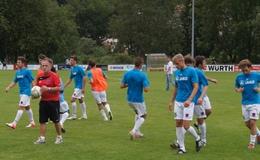 SG Sindringen/Ernsbach - FSV Hollenbach I 0:3 (0:1)